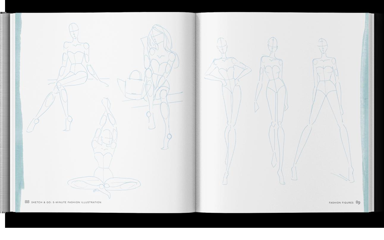 Sketch Go Book Emily Brickel Edelson